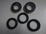 2007-2014 Yamaha Grizzly YFM450 IRS Front Wheel Bearing and Seal Kit