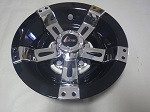 "Golf Cart EZGO Yamaha Club Car 10"" Maverick Black