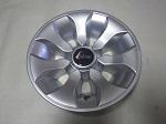 "Golf Cart EZGO Yamaha Club Car 8"" Drifter Silver Wheel Cover Hub Cap"