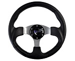 Madjax 13? Black Razor Steering Wheel Golf Carts Yamaha EZGO Club Car