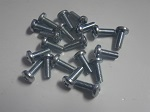 EZGO Golf Cart 1989-Up Forward / Reverse Handle Screw | QTY 20