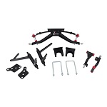 "Club Car DS Golf Cart 2004.5-Up GTW 6"" Double A-Arm Lift Kit"