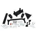 "Yamaha G29 Drive2 2017-Up Golf Cart GTW 5"" Drop Frame Lift Kit 