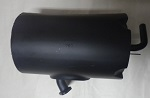 Yamaha Gas Golf Cart G16-G22 Muffler Exhaust Replacement | JN6-E4710-00