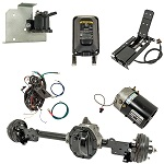 EZGO TXT T48 2010-Up 48V 48 Volt Powertrain Package Kit Convert 36V | REMAN