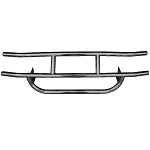 EZGO TXT Golf Cart 1994-2014 Jake's Front Bumper Gun Metal | 28373