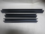 Yamaha Golf Cart G2 G9 Fold Down Windshield Channel Kit