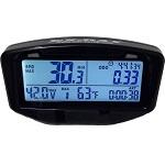 Club Car Golf Cart DS Digital EX-Ray Speedometer Kit Multi-Function Speedo