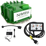 Yamaha G8 G9 G14 G16 Electric Golf Cart Navitas 440 Amp Series Controller