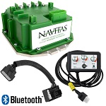 Yamaha G19 G22 Golf Cart 1996-2007 Navitas 440 Amp BlueTooth Controller Kit