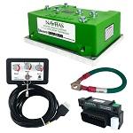 EZGO RXV 48V 2012-Up Navitas 600 Amp Bluetooth Controller Kit   Curtis