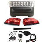 Club Car Precedent 2004-2008.5 Electric Golf Cart | GTW LED Light Kit Signals