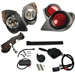 Yamaha G29 Golf Cart 2007-2016 | GTW Premium LED Light Kit w/ Signals Horn