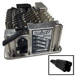 Lester Summit Series II Battery Charger w/Bluetooth 650W | Yamaha Golf 3-Pin