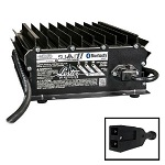 Lester Summit II Battery Charger w/Bluetooth 1050W | EZGO 48V Industrial 8.5'