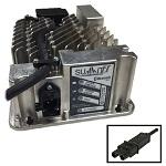 Lester Summit Series II Battery Charger w/Bluetooth 650W | Yamaha Golf 2-Pin