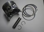 Yamaha Gas Golf Cart G2 G8 G9 G11 Piston & Ring Set .25mm Oversize Bore