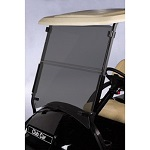 "Club Car Precedent Golf Cart 2004-Up Folding 1/4"" Front Windshield 