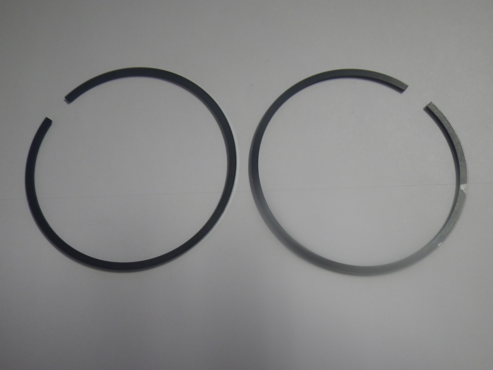 Replacement Golf Cart Parts Accessories 1981 Yamaha G1 Gas Wiring 2 Cycle Piston Ring Set 25mm Os Bore