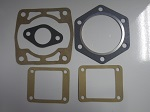 EZGO 2 Cycle Gas Golf Cart 1989-1993 Top End Gasket Set Cylinder, Head, Exhaust