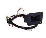 EZGO Shuttle Bellhop TE5 2005-Up 48V Charger Harness Receptacle | 73311-G03