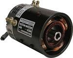 AMD DLO-4007 72 Volt Electric Motor 3.5 HP GEM Models 5BC59JBS6300