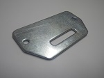 EZGO Golf Cart 1995.5 - Up Seat Hinge Plate Replacement   71609-G01P