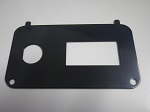EZGO TXT 1994-Up Golf Cart Key Switch Plate w/ State of Charge cutout | 73030-G02