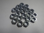 EZGO Electric Golf Cart 1971-1993 Jam Nut for Wiper Stationary Contact Bolt 20 pc