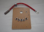 EZGO Electric Golf Cart 1971-1981 Speed Switch Board with Wiper Contact