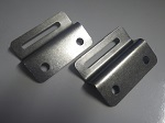 Yamaha Golf Cart G8, G14-G22 Female Seat Hinge Plate| Set | JF2-K8427-00-00