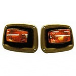 EZGO TXT Golf Cart 1994-2013 Premium Rear Tail Light Kit | Set of 2