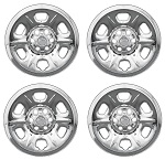 "Nissan Frontier Truck 2005-2018 15"" Steel Wheel Skin Covers 
