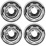 "Chevrolet Colorado 2004-2009 15"" Steel Wheel Skin Covers 