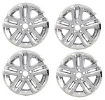 "Ford Explorer 2011-2017 18"" Alloy Wheel Skin Covers 