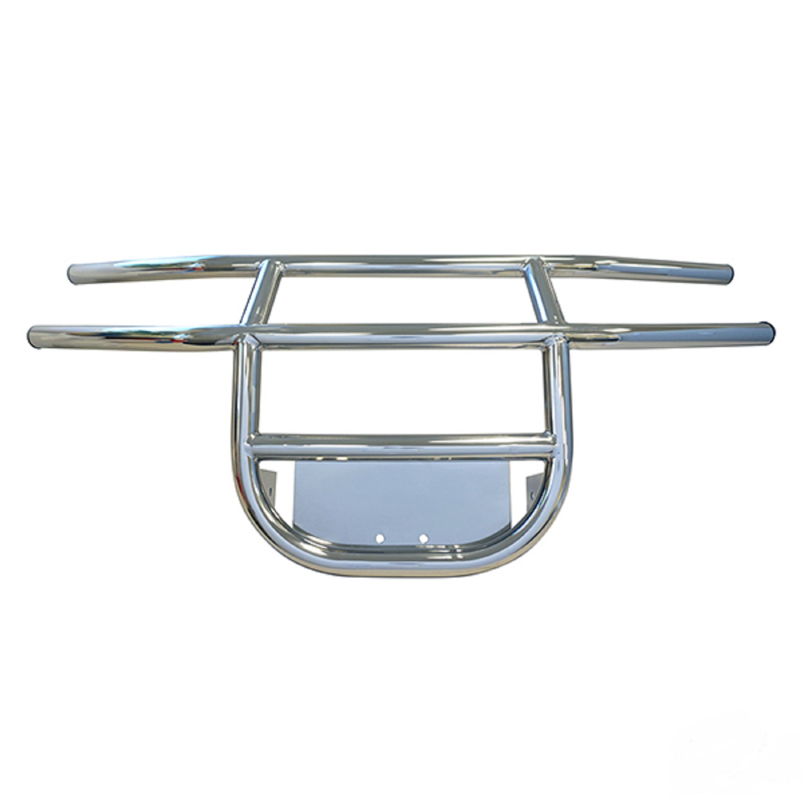 Yamaha G14 G16 Golf Cart 1995-2002 RHOX Front Bumper Brush Guard | Stainless