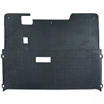 EZGO TXT Golf Cart 1996-2013 Floor Mat Rubber Black 1 Piece Replacement