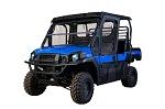 Seizmik Upper Half Cab Door Kit 2015-Up Kawasaki Mule Pro FX / FXT | 06020