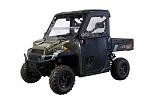 Seizmik Full Cab Door Kit 2013-2018 Polaris Ranger Fullsize Profit Cage | 06022