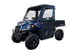 Seizmik Full Cab Door Kit 2015-2019 Polaris Ranger Midsize Profit Cage | 06023