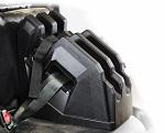 Seizmik ICOS In Cab On Seat Gun Holder ? Fits most UTVs | 07200