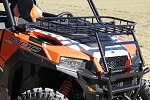 Seizmik Front Hood Cargo Storage Rack Polaris General | 08074