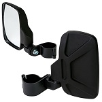 Seizmik ABS Folding Side View Mirror Pair 1.75"