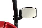 "Seizmik ABS Strike Breakaway Side View Mirror Pair 2"" | 18092"