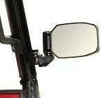 Seizmik ABS Strike Breakaway Side View Mirror Polaris Profit Cage | 18093