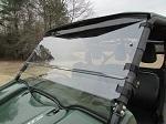 Yamaha Viking Seizmik Hard Coated Polycarbonate Versa-Shield Front Windshield