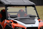 Seizmik Polycarbonate Vented Front Windshield 2016-Up Polaris General | 25019