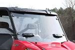 Seizmik Polycarbonate Vented Windshield 2015-Up Polaris Ranger Mid Size | 25025