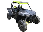 Spike Polaris RZR XP 1000 Over Fenders Mud Guards Fender Flares Set | 44-4200