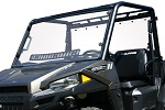 Spike Polaris Ranger 2015+ Midsize Profit Vented Front Windshield | 77-5500
